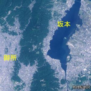 近江国滋賀郡坂本